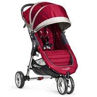 Baby Jogger City Mini Crimson/Gray