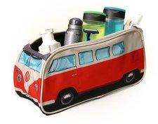VW Collection Bulli T1 Kulturbeutel im 3D rot