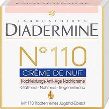 Diadermine N°110 Hochleistungs Anti-Age Nachtcreme (50 ml)