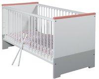 Schardt Kombi-Kinderbett Candy Red