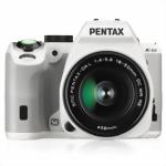 Pentax K-S2 Kit 18-50 mm weiß