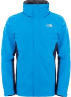 The North Face Men's Evolution II Triclimate Jacket Snorkel Blue / Cosmic Blue