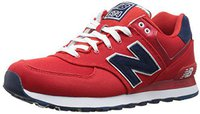 New Balance WL574 velocity red (WL574POR)