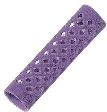 Comair Metallwickler Beflockt 15 mm violett 12 Stück