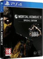 Mortal Kombat X: Special Edition (PS4)