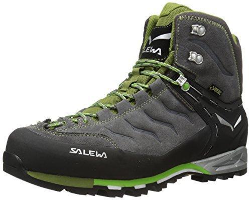 Salewa MTN Trainer GTX Mid Men pewter/emerald