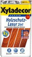 Xyladecor Holzschutzlasur 2in1 5 l Kastanie