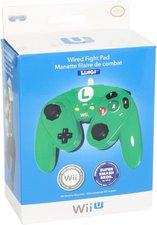 Pelican Wii U Wired Fight Pad (Luigi)