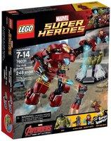 LEGO Super Heroes - Hulkbuster Rettungsmission (76031)