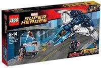 LEGO Super Heroes - The Avengers Quinjet Verfolgungsjagd (76032)