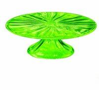Guzzini Aqua Tortenplatte mit fuss 27 cm