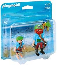 Playmobil Piraten - Duo Pack Großer und kleiner Pirat (5164)