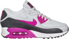 Nike Wmns Air Max 90 Essential pure platinum/fuchsia flash/dark grey