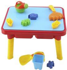 Bieco Wasser- und Sandspieltisch (11-teilig)
