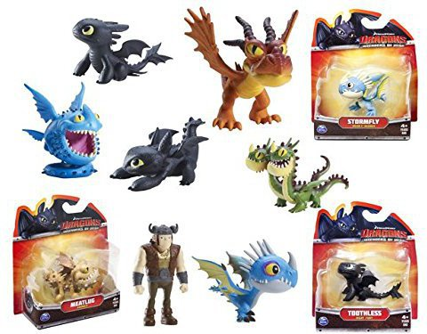 Spin Master Dragons: Defenders of Berk - Mini Dragons