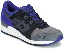 Asics Gel-Lyte III black/grey/purple