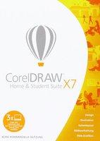 Corel Draw X7 Graphics Suite Home + Student (DE) (Win) (ESD)
