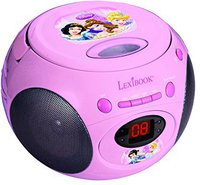 Lexibook Boombox Disney Princess (RCD102DP)
