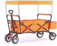 Fuxtec Transportwagen mit Sonnendach orange
