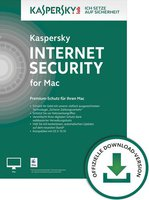 Kaspersky Internet Security 2015 (1 User) (1 Jahr) (DE) (Mac) (ESD)