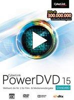 CyberLink PowerDVD 15