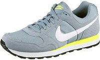 Nike MD Runner Suede dove grey/white/volt