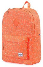 Herschel Heritage Backpack neon sequence/natural rubber