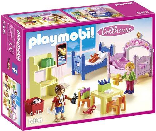 Playmobil Dollhouse Buntes Kinderzimmer (5306)