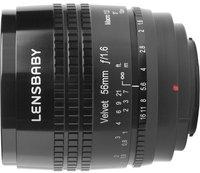 Lensbaby Velvet 56mm f1.6