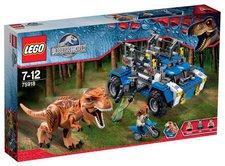 LEGO Jurassic World - Auf der Fährte des T-Rex (75918)