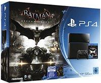 Sony PlayStation 4 (PS4) 500GB + Batman: Arkham Knight