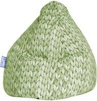 Magma Heimtex Beanbag Basket XL - lindgrün