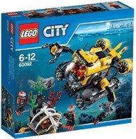 LEGO City - Tiefsee U-Boot (60092)
