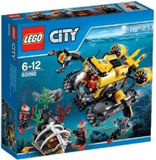 LEGO City - Tiefsee U-Boot (60092)
