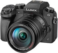 Panasonic Lumix DMC-G70 Kit 14-140 mm schwarz
