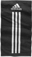 Adidas Handtuch Active Towel schwarz/weiß Größe L (70x140 cm)
