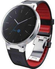 Alcatel One Touch Watch schwarz/rot