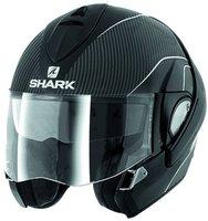 Shark Evoline Pro Carbon matt carbon/schwarz/silber