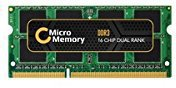MicroMemory 4GB SO-DIMM DDR3 PC3-10600 (MMH9666/4096)