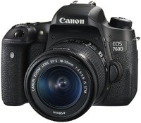Canon EOS 760D Kit 18-55 mm IS STM