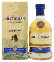Kilchoman 100% Islay 5th Edition 0,7l 50%
