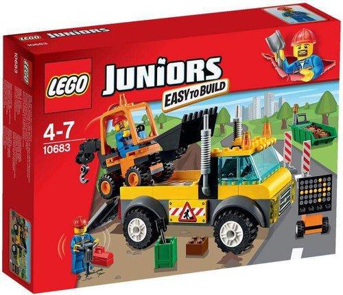 LEGO Juniors - Straßenbau-Lastwagen (10683)