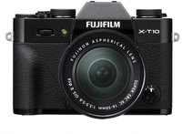 Fujifilm X-T10 Kit 16-50 mm schwarz