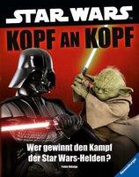 Ravensburger Wer gewinnt den Kampf der Star Wars-Helden?