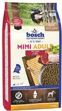 bosch Adult Mini Lamm & Reis