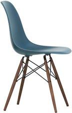 Vitra Eames Plastic Side Chair DSW marineblau