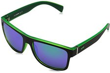 Uvex LGL 21 (black mat green/litemirror green)