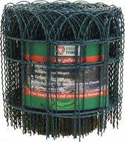 Green Tower Maschendrahtzaun Ziergeflecht 65 cm x 25 m