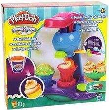 Play-Doh Double Twist Eiscreme Set