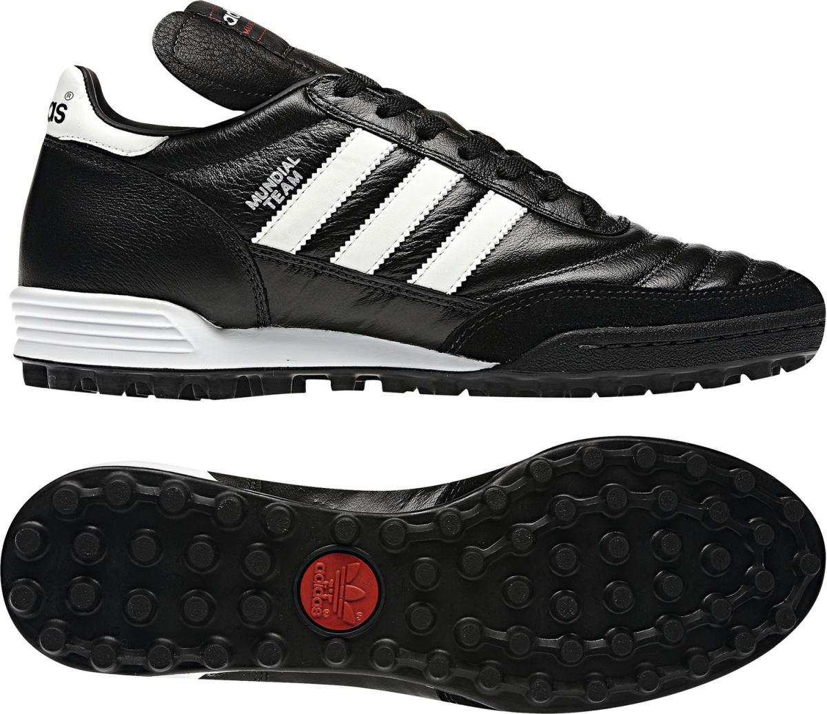 on sale 524b4 c47b0 Adidas Mundial Team TF black white im Preisvergleich auf Preis.de